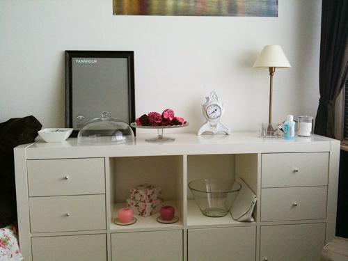 Een klein beetje een overzicht alyssaa nl for Kleine kamer met water m