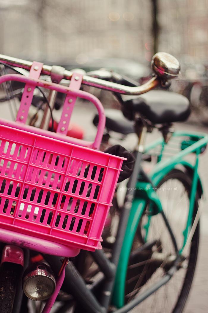 stuur mandje fiets