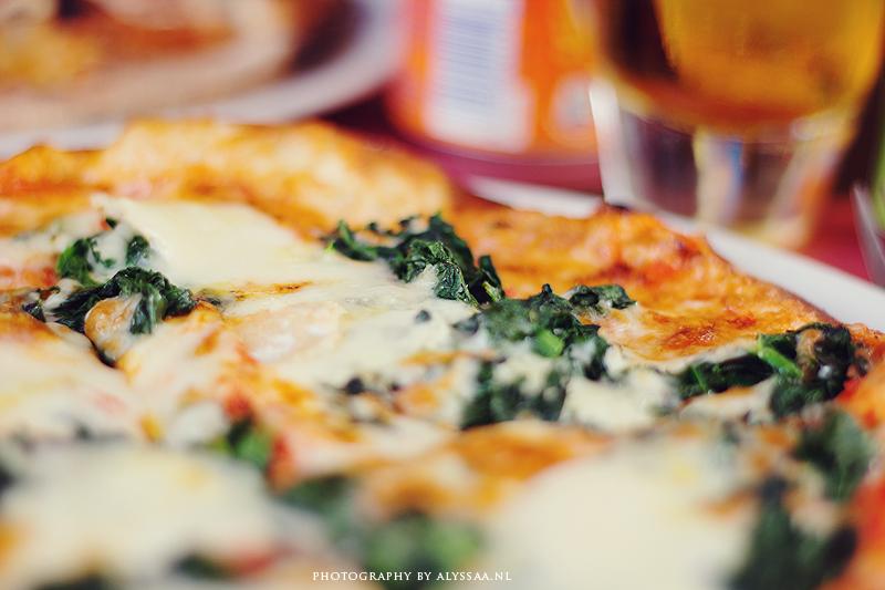 avondeten Italiaans klein in de buurt Woudrichem