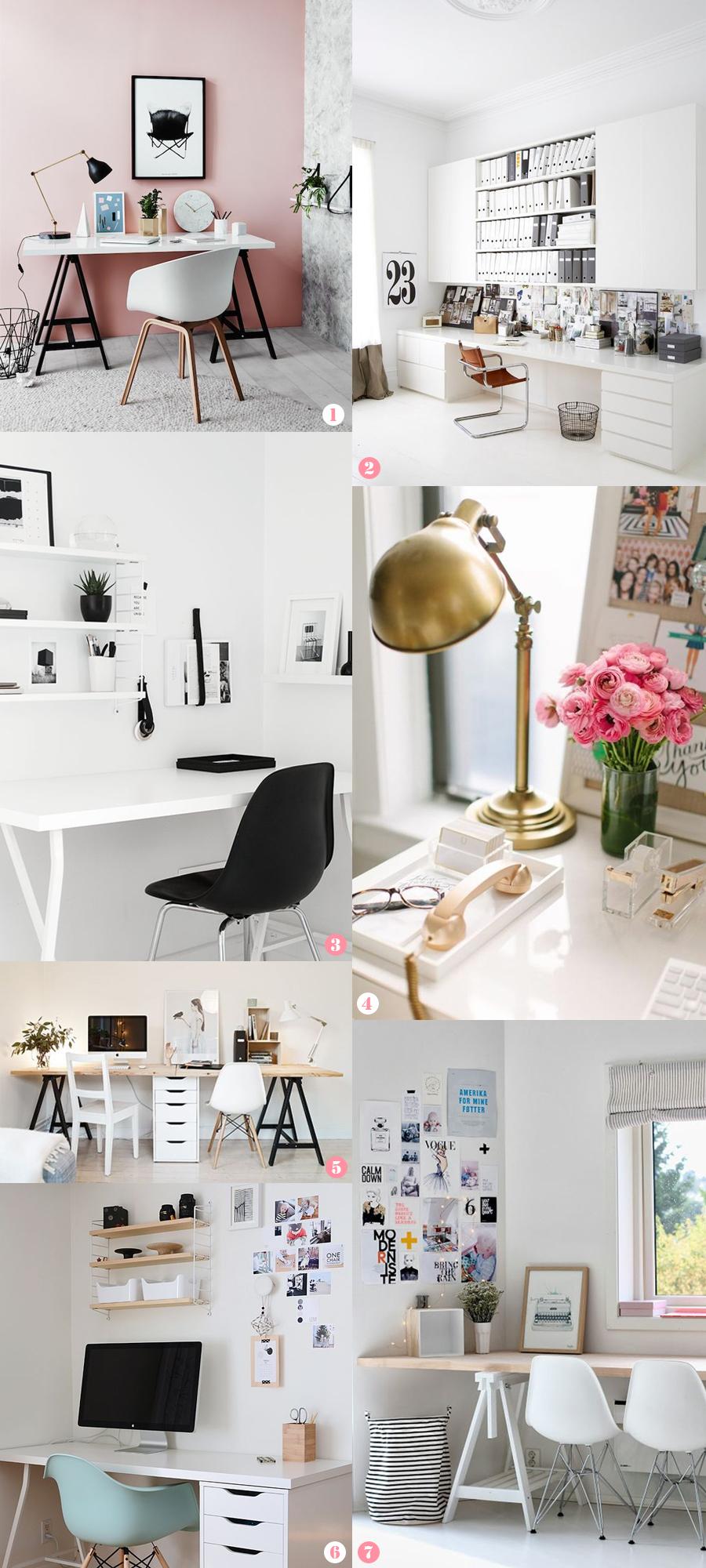 interieurinspiratie werkplek